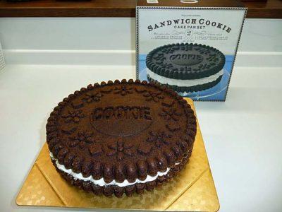 オレオ風ケーキ
