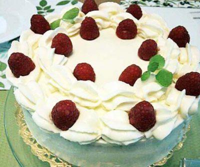 チョコレートショートケーキ1
