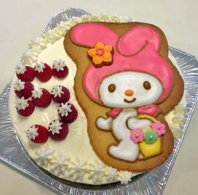バースデーショートケーキ
